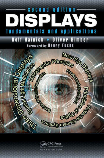 Displays Fundamentals & Applications, Second Edition book cover