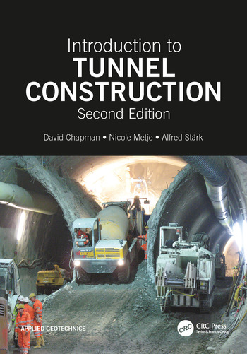 Introduction to Tunnel Construction, Second Edition book cover