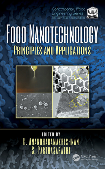 Food Nanotechnology Principles and Applications book cover