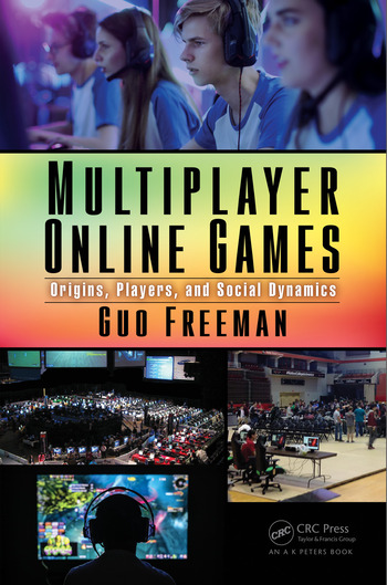 Multiplayer Online Games Origins, Players, and Social Dynamics book cover