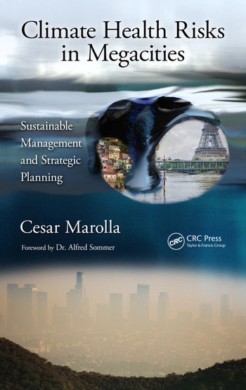 Climate Health Risks in Megacities Sustainable Management and Strategic Planning book cover