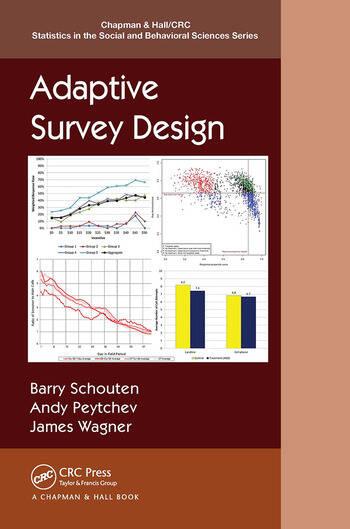 Adaptive Survey Design book cover