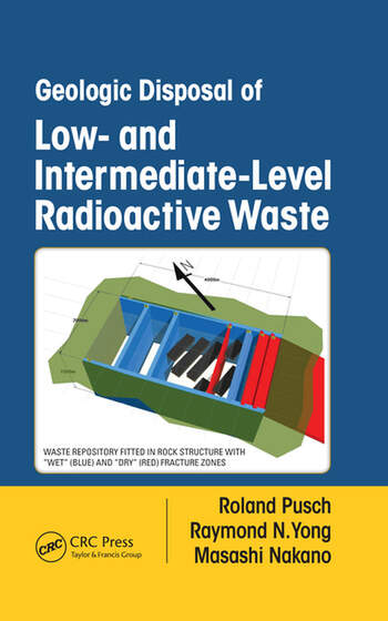 Geologic Disposal of Low- and Intermediate-Level Radioactive Waste book cover
