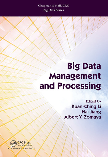 Big Data Management and Processing book cover
