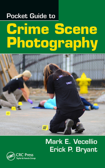 Pocket Guide to Crime Scene Photography book cover