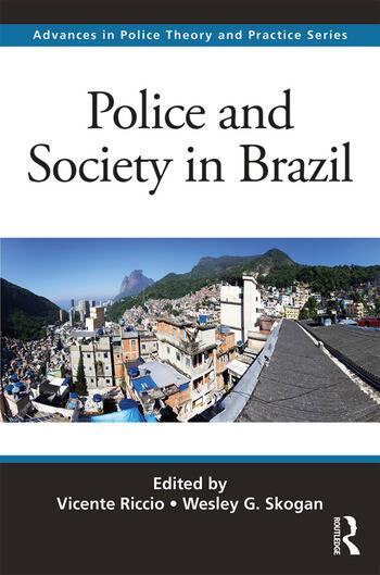 Police and Society in Brazil book cover