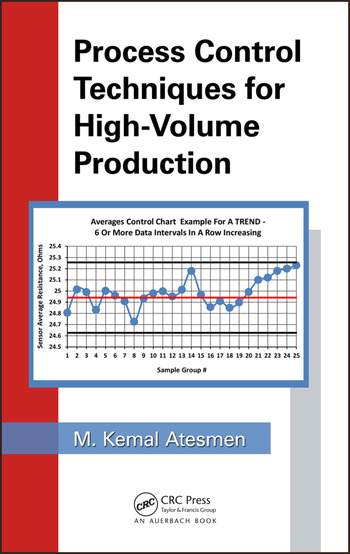 Process Control Techniques for High-Volume Production book cover