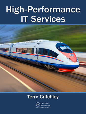 High-Performance IT Services book cover