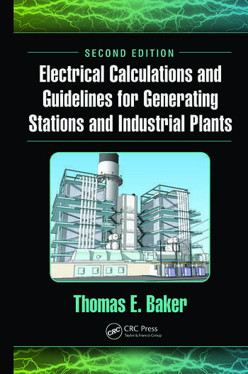 Electrical Calculations and Guidelines for Generating Stations and Industrial Plants book cover