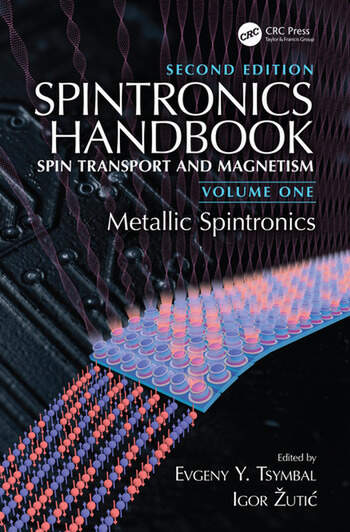 Spintronics Handbook, Second Edition Metallic Spintronics - Volume One book cover
