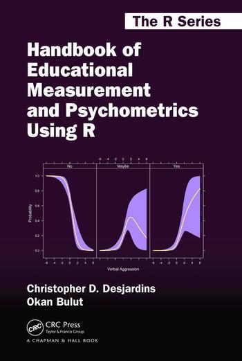 Handbook of Educational Measurement and Psychometrics Using R book cover