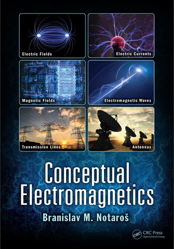 Conceptual Electromagnetics book cover