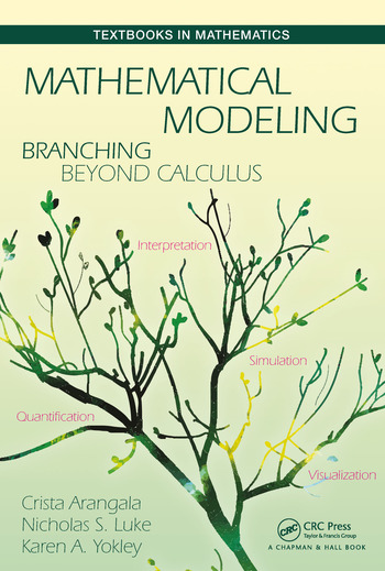 Mathematical Modeling Branching Beyond Calculus book cover