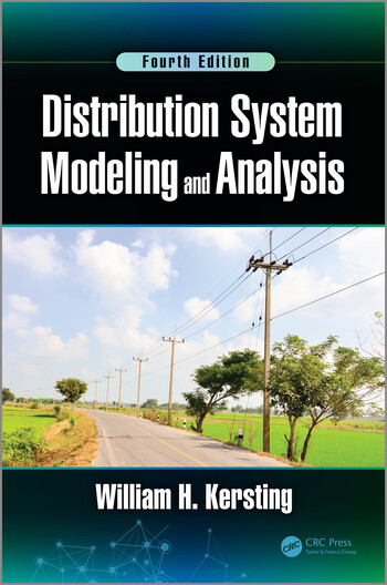 Distribution System Modeling and Analysis, Fourth Edition book cover