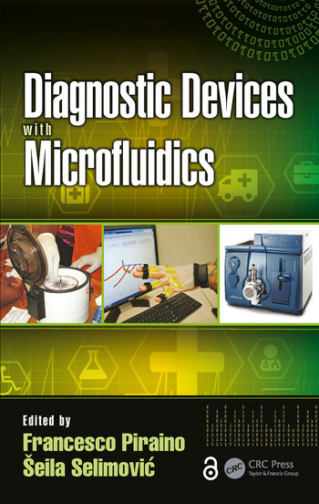 Diagnostic Devices with Microfluidics book cover