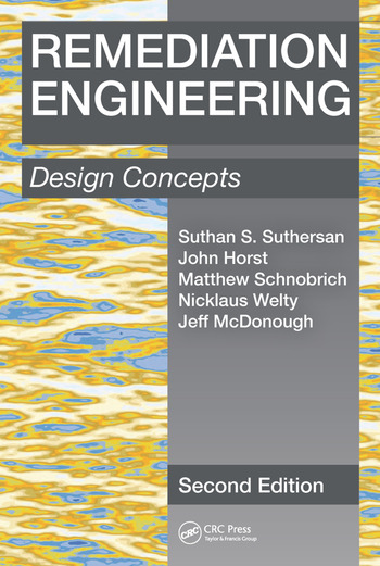 Remediation Engineering Design Concepts, Second Edition book cover