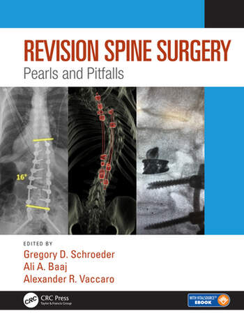 Revision Spine Surgery Pearls and Pitfalls book cover