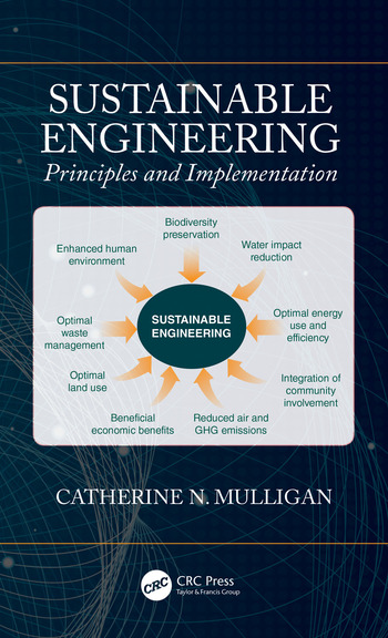 Sustainable Engineering Principles and Implementation book cover