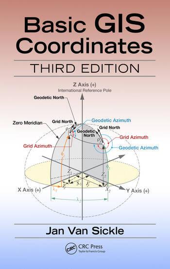 Basic GIS Coordinates book cover