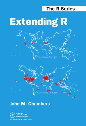 Extending R book cover