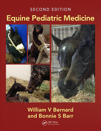 Equine Pediatric Medicine book cover