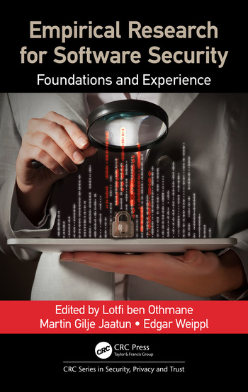 Empirical Research for Software Security Foundations and Experience book cover