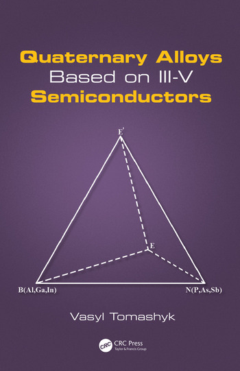 Quaternary Alloys Based on III-V Semiconductors book cover