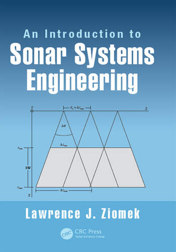 An Introduction to Sonar Systems Engineering book cover