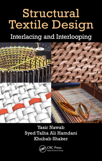 Structural Textile Design Interlacing and Interlooping book cover
