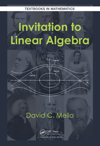 Invitation to Linear Algebra book cover