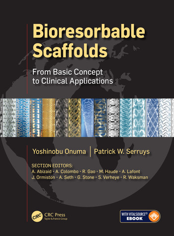 Bioresorbable Scaffolds From Basic Concept to Clinical Applications book cover