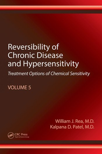 Reversibility of Chronic Disease and Hypersensitivity, Volume 5 Treatment Options of Chemical Sensitivity book cover