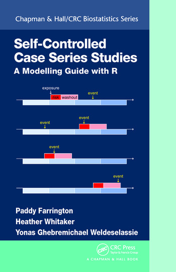 Self-Controlled Case Series Studies A Modelling Guide with R book cover