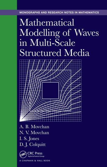 Mathematical Modelling of Waves in Multi-Scale Structured Media book cover