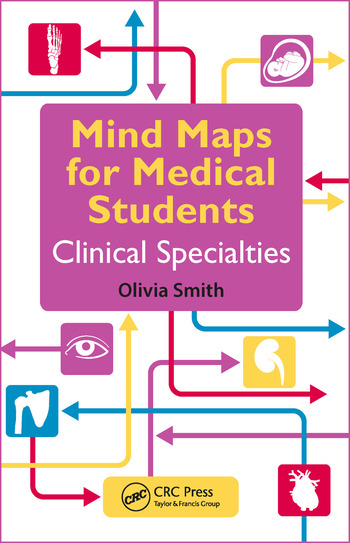 Mind Maps for Medical Students Clinical Specialties book cover