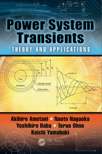 Power System Transients Theory and Applications, Second Edition book cover