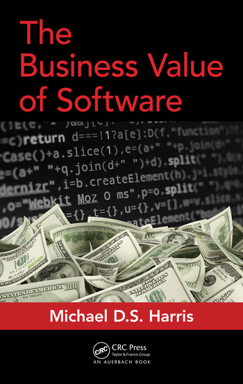 The Business Value of Software book cover