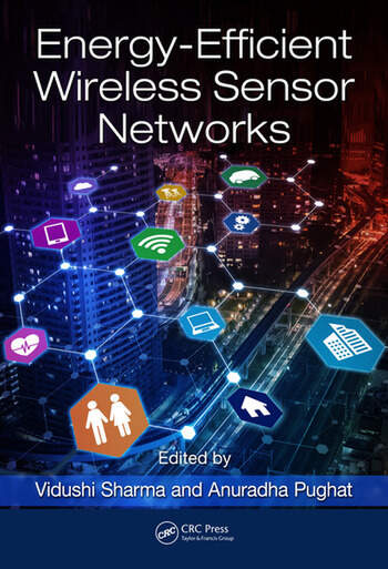 Energy-Efficient Wireless Sensor Networks book cover