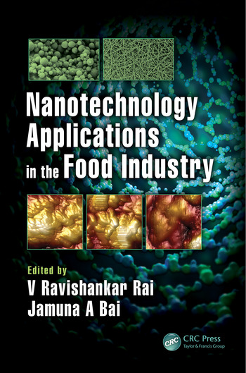 Nanotechnology Applications in the Food Industry book cover