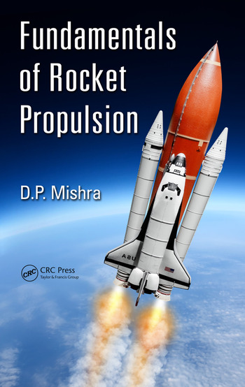 Fundamentals of Rocket Propulsion book cover