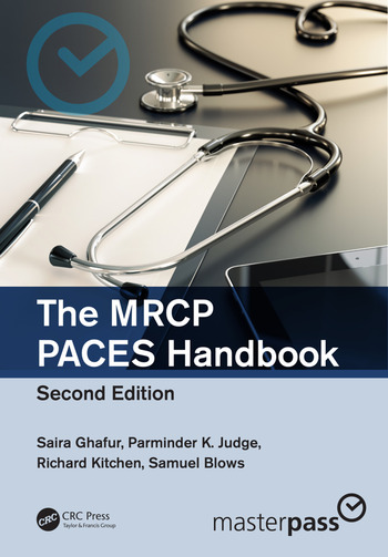 The MRCP PACES Handbook, Second Edition book cover
