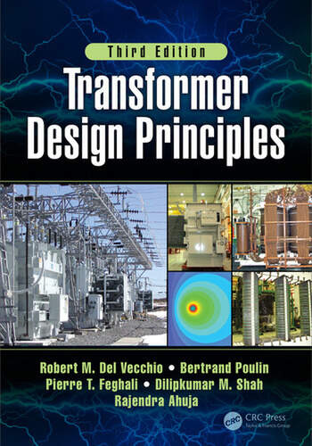 Transformer Design Principles, Third Edition book cover
