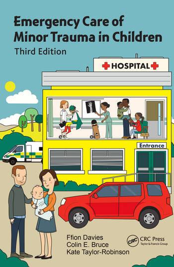 Emergency Care of Minor Trauma in Children book cover