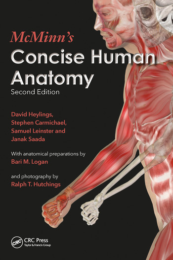 McMinn's Concise Human Anatomy book cover