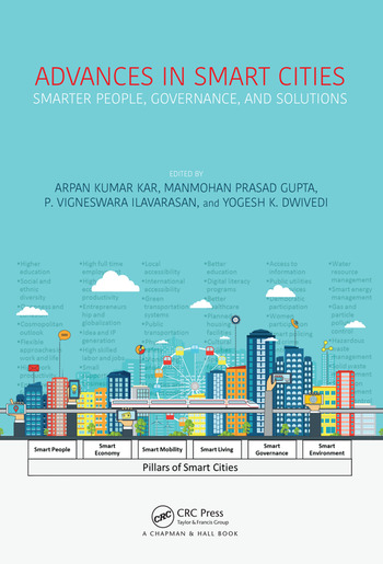 Advances in Smart Cities Smarter People, Governance, and Solutions book cover