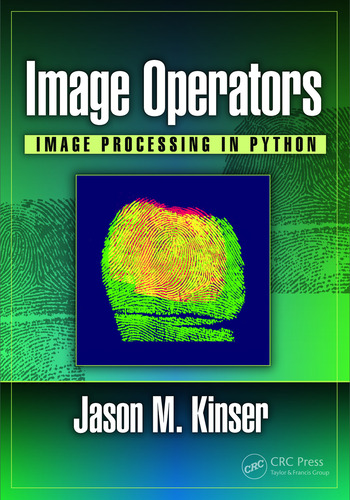 Image Operators Image Processing in Python book cover