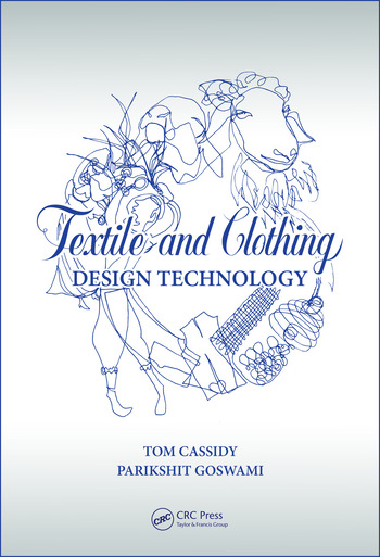 Textile and Clothing Design Technology book cover