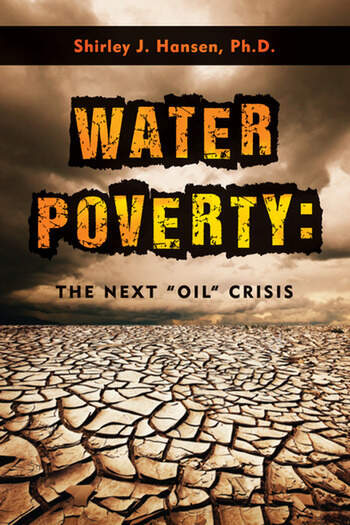 "Water Poverty The Next ""Oil"" Crisis book cover"