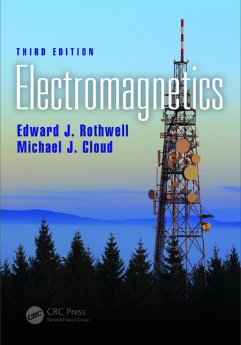 Electromagnetics book cover