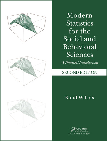 Modern Statistics for the Social and Behavioral Sciences A Practical Introduction, Second Edition book cover